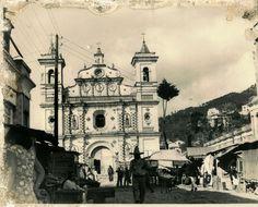 Iglesia Los Dolores, La Leona al fondo