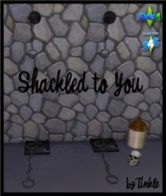 Shackled to You at Tinkerings by Tinkle via Sims 4 Updates