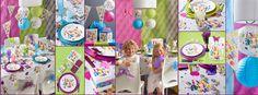Table d'anniversaire enfants