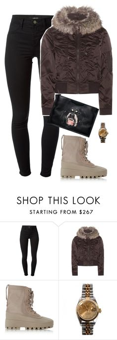 """""""Teen Titans"""" by hosana-tsarnaev ❤ liked on Polyvore featuring J Brand, adidas Originals, Rolex and Givenchy"""