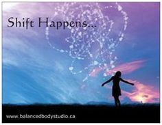 Shift Happens...