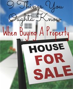 Buying a property ca