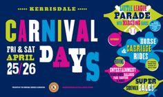 Kerrisdale Carnival Days begins Fri, 25 Apr 2014 in #Vancouver at Kerrisdale Village Family, Community, Entertainment