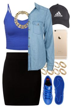 """""""It's so hot. Omfg"""" by livelifefreelyy ❤ liked on Polyvore featuring ASOS, adidas, AllSaints and Ali & Kris"""
