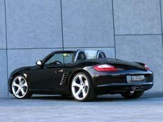 Porsche Boxter - best roadster ever