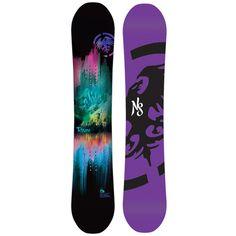 An aggressive all mtn board. This will be my next board.  @neversummer91 Raven Snowboard - Women's 2015