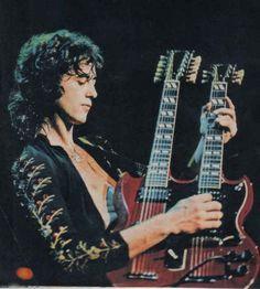 So beautiful.  Jimmy Page.