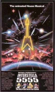 Daft Punk's interstellar animated musical film thing