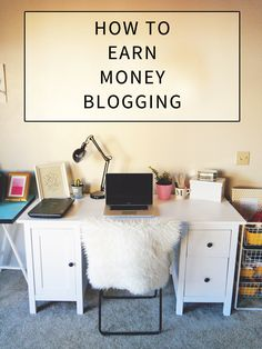 Ways to make money on your blog.q