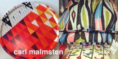 Carl Malmsten - Lisa Congdon's favorite design shops in Stockholm, Helsinki and Copenhagen #shopping #travel #scandinavia