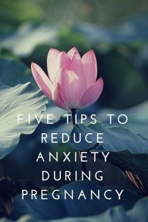 Anxiety during pregnancy and how to cope without drugs