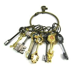 Lucy's fairy tail keys :)