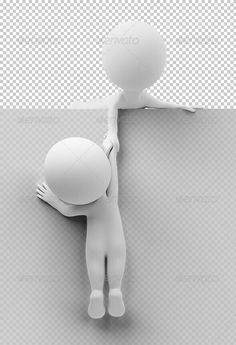 Buy small people - help to the friend by AnatolyM on GraphicRiver. small people holds by the hand the falling person. Transparent high resolution PSD with shadows. 3d Character, Character Design, Character Concept, Emoji Photo, Xiaomi Wallpapers, No Time For Me, Sculpture Lessons, 3d Icons, Man Illustration