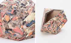 Brooklyn-based artist Cody Hoyt's second exhibition at Soho gallery Patrick Parrish – 'Fossil Record' – pushes the limitations of ceramics to the edge. Originally a painter, illustrator, and printmaker, Hoyt shifted to working primarily in cera...