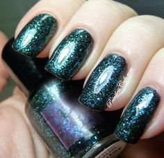 Bionic MmmmDetector Full Size Nail Lacquer  The by LiteraryLacquer, $10.00