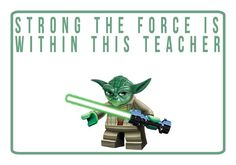 Star Wars Lego - Free School Printables