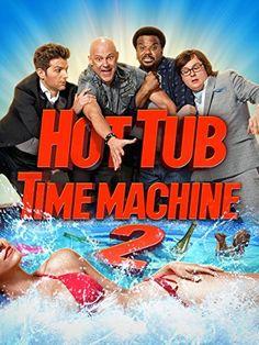 Amazon.com: Hot Tub Time Machine 2: Rob Cordry, Craig Robinson, Clark Duke, Adam Scott: Amazon   Digital Services LLC