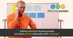 """95% finančných poradcov a """"poisťovákov"""" čoskoro skončí..  Prečo je to tak a ako sa dostať do úspešných 5% vám prezradí Pavel Fara v jeho Miliónovom poradcovi...  http://www.milionovy-poradce.cz/cs"""