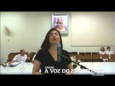 Dra. Anete Guimarães: Mecânica da Reencarnação [AVozdoEspiritismo.com.br]