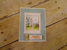 Hi Everyone! Stampin' UP!'s Happy Scenes is one of my favorites! Happy Crafting, Dee