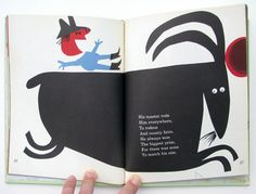 children's book illustration, design, book design, publishing, children's book design, nikalas catlow - Main Section - The Hungry Goat - AbnerGraboff