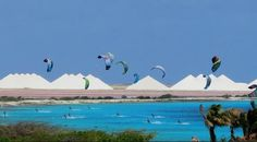 #kitesurfing #Bonaire #feb2015