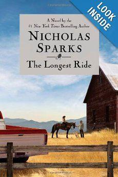 The Longest Ride: Nicholas Sparks