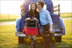 Bauer Ranch Engagement ~ Amber and Eric » Beaumont Texas Wedding Photographer – BellaFotografica