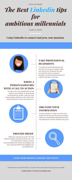 The best Linkedin Tips to gain more connections an grow your audience and passions. These Linkedin in tips will help you to look professional and get more engagement on Linkedin #personalbranding #college #millennial #collegeblog #success #girlboss