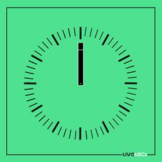 """The Clock at 10:10 Similar to the Letter """"v"""" which Symbolizes Victory. Let see if you can stop it at 10:10? #TimesheetCalculator #TrackingApp #TimerApp #TimeLive"""