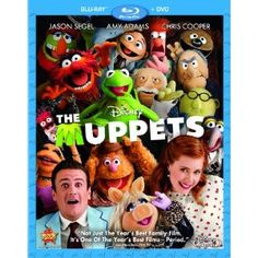 We love The Muppets, every single one of them and all their personalities and talents, too. #muppets