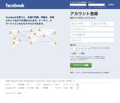 facebook, login
