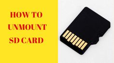 Perhaps you have heard people talk about how to unmount SD Card and you wondered what in the world they were referring to. This article would enlighten you. Galaxy S8, Galaxy Phone, Go To Apps, Game Data, People Talk, Card Reader, Sd Card, Homescreen, Cards