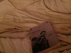 La mia lettura corrente a letto...
