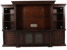 ... Entertainment center. Saw it @ Ashley, but this is from Mathis Bros