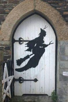 Which door...
