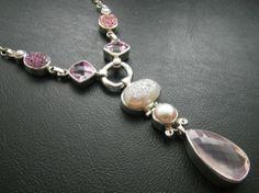 Lovely Rose Quartz - $650.00