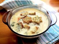6 Sencillas y sabrosas recetas para preparar sopas de queso