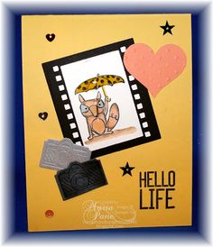 Stampin and Scrappin With Ri Ri: GOODBYES ARE SO HARD - SU! REMARKABLE BLOG TOUR MAY