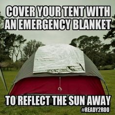 Camping hacks. When it comes to camping out-of-doors, similar to everything else, there are always some terrific tips and camping cheats which will make the getaway a little easier, if not also down right more fun.