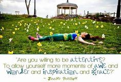 Newletter   Jennifer Pastiloff Manifestation Yoga