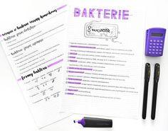 Wracam z bakteriami! ❤️ A za oknem w końcu deszcz! Doczekałam się w końcu, po tej fali okropnych i wykańczających upałów. Jeszcze dzisiaj… Beautiful Notes, Pretty Notes, Bujo, How To Become Smarter, School Notes, Study Notes, Study Motivation, Handwriting, Back To School