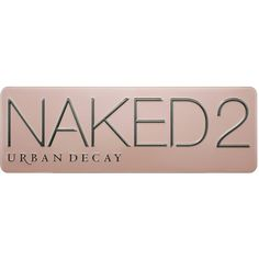 Naked2 Palette ($50) ❤ liked on Polyvore featuring beauty products, makeup, eye makeup, eyeshadow, beauty, fillers, cosmetics, urban decay, urban decay eye makeup and palette eyeshadow