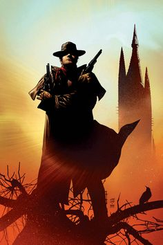 The Dark Tower On Netflix? - Its been a long, arduous road for the adaptation of Stephen Kings epic The Dark Tower series. Universal initially had the rights but pulled the plug on director Ron Howard and producer Brian Grazer after they saw the price tag. Enter Warner Bros. Things were close to happening with...
