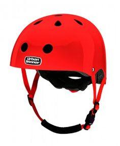 UrbanWinner-cykelhjelme-flash-red