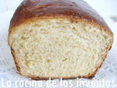 La Cocina de los inventos: Pan para Torrijas