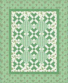 Stitch a Baby Quilt for That Special Little One: Springtime Baby Quilt