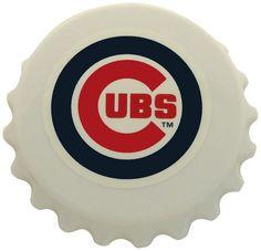 b570ccba21a Chicago Cubs Magnet Bottle Opener