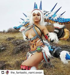 #Repost @the_fantastic_nami.swan    I forgot to send my parents some money....smh #growingupfilipino HAPPY UNICORN DAY!... sorry for spamming guys i just think this costume is dope!!!! Amd this is the only pics i have till i get the shoot pics...so yeap! Off to hikaru!. #kirin #kirincosplay #monsterhunterworld #makeup #fashion #l4l #r4r #capcom #monsterhunter #monsterhuntercosplay #cosplay #cosplayer #cosplayarmormaking #cosplayarmor #cosplaywip #womanofinstagram  thanks for all the love and…