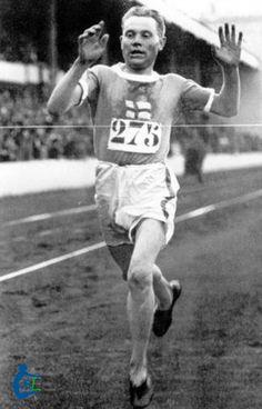 #PaavoNurmi – The #FlyingFinn #Olympics